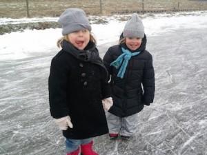 kinderen op het bokkegat